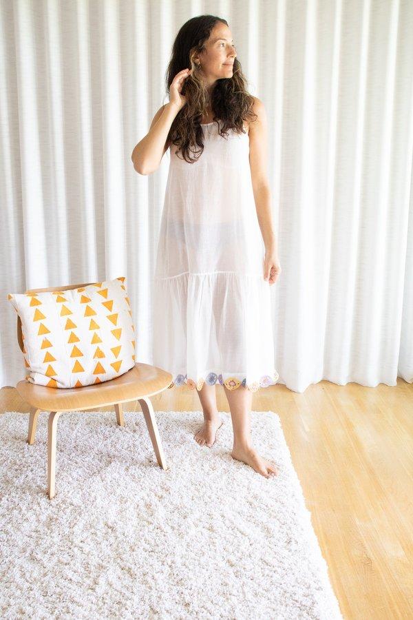 Eka Lining - White