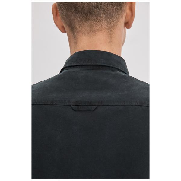 Filippa K zachary tencel shirt - Almost Black