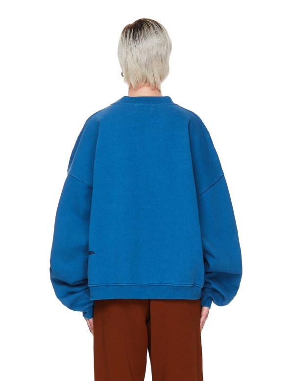 Enfants Riches Deprimes 79 Rue Charlot Sweatshirt - Blue