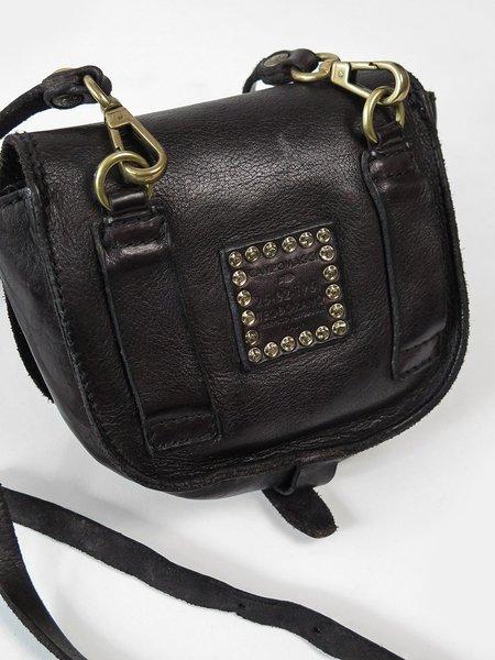 campomaggi small crossbody snap bag - grigio