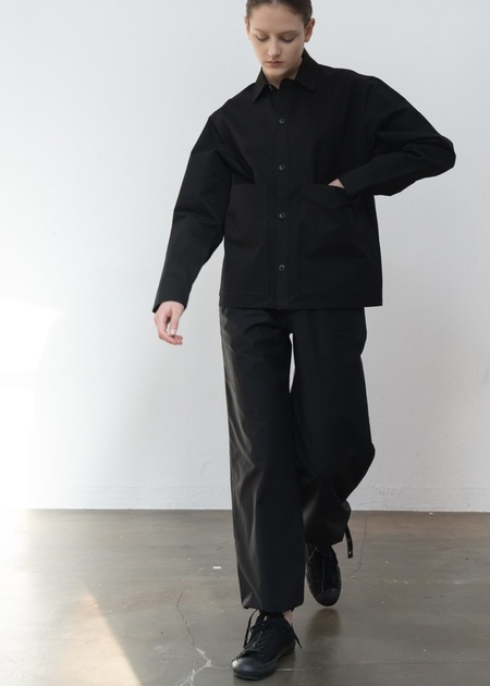 LVIR String Jogger Pants - black