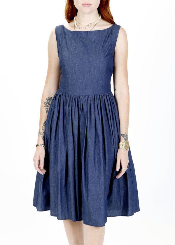 Saint Geraldine Ivy Dress