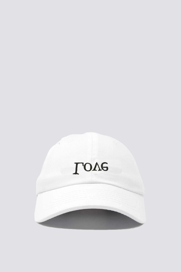 Assembly Love Logo Hat - White/Black