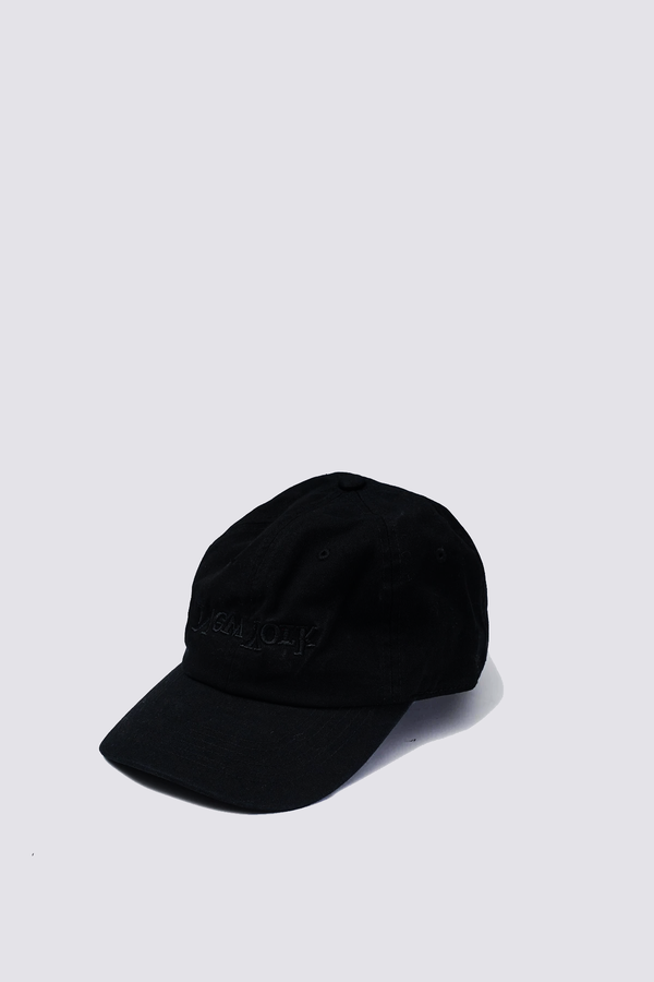 Assembly New York Embroidered Hat - Black