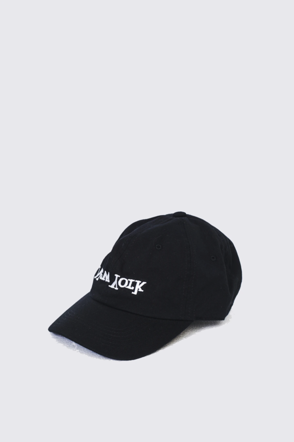 Assembly New York Embroidered Hat - Black/White