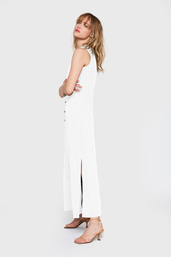 Callahan Mira Dress - White
