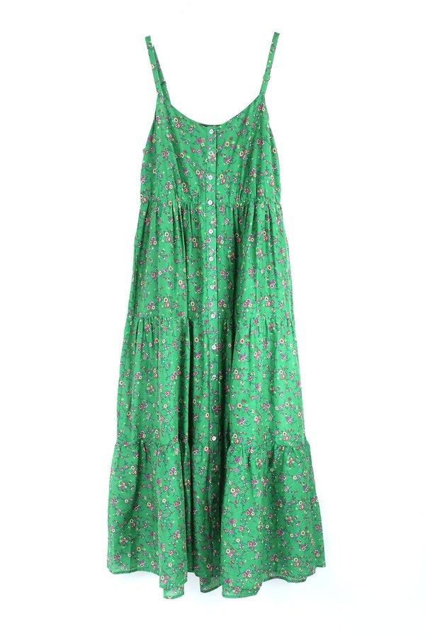 Xirena Sophie Dress - Green Grass