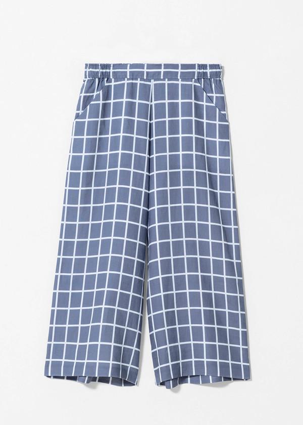 Elk Hopen Pants - Grey/White
