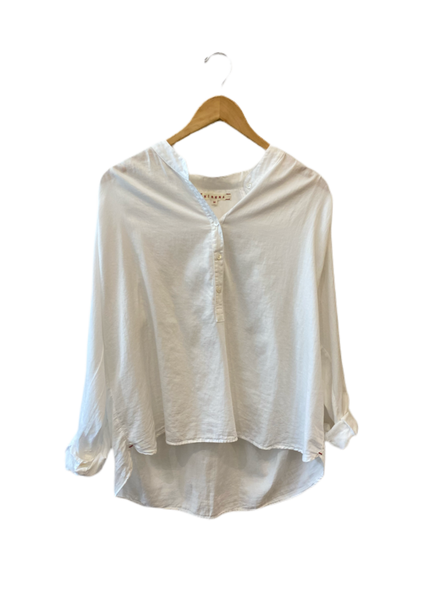 Xirena Indy Top - White Wash