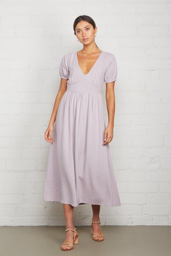 Rachel Pally Linen Catalina Dress - Wisteria