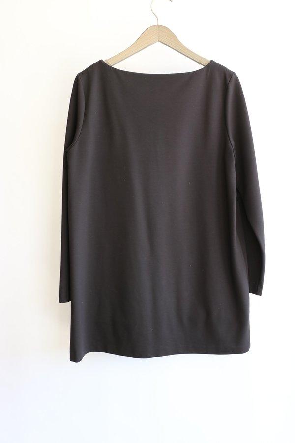 [pre-loved] COS Shift Dress - Black