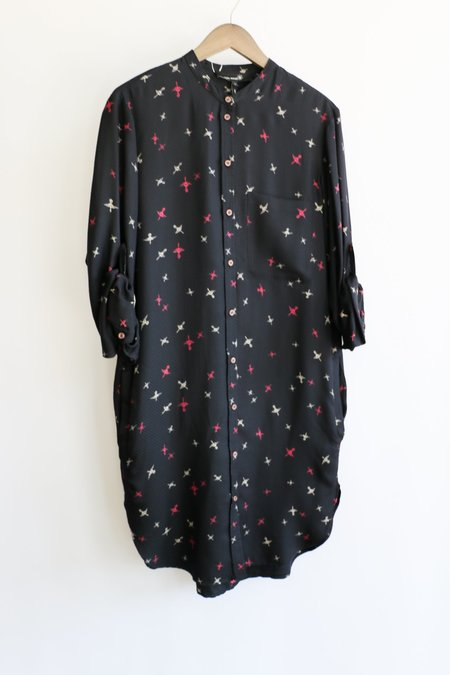 [pre-loved] Isabel Marant Shirt Dress - multicolor