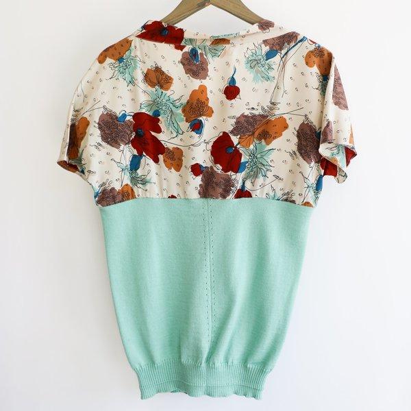 [pre-loved] Marni Knit Shirt - Beige