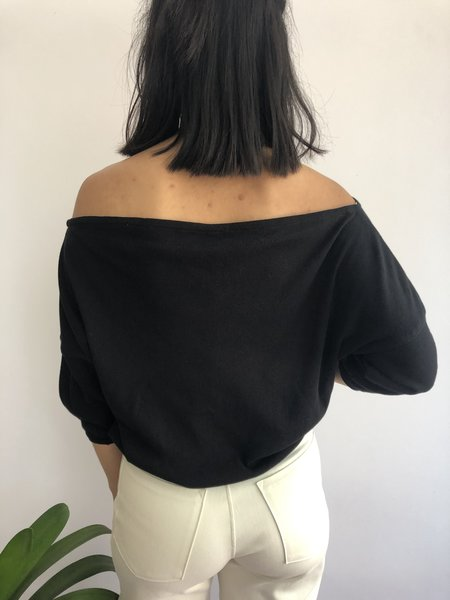 Melow Design Ariane Blouse - Noir