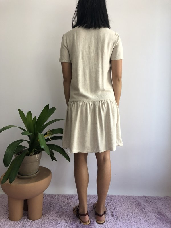 RD STYLE AVOINE Dress - OATS