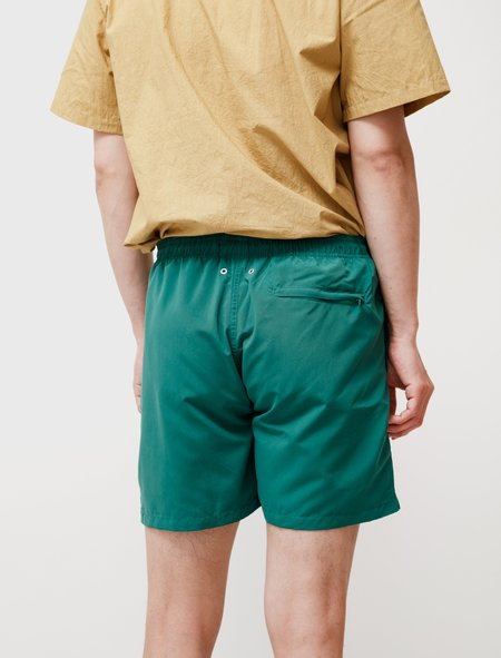 Norse Projects Hauge Swim Shorts - Sporting Green