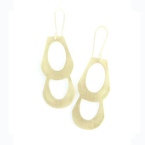 Layers of Earth Ayers Earrings