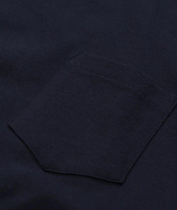 Norse Projects Johannes Pocket SS t-shirt - dark navy