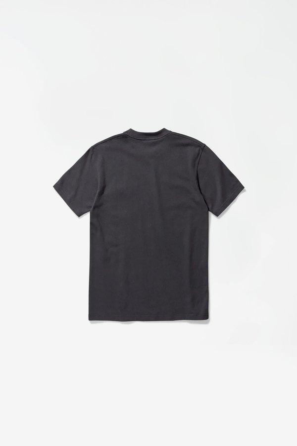 Norse Projects Johannes Pocket SS T-shirt - Slate Grey