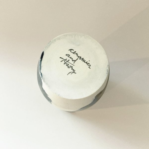 Ceramics and Theory Ceramic Tumbler - Fuck That