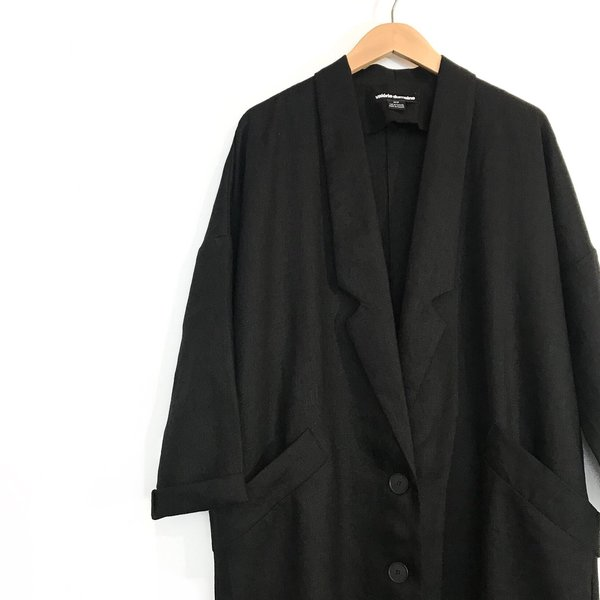Valérie Dumaine Hayden Linen Jacket - Black