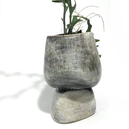Allison Skinner Succulent Footed Planter