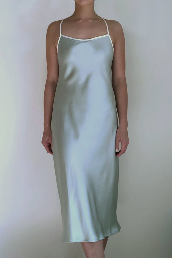 Angie Bauer Raeal Dress - Seaglass