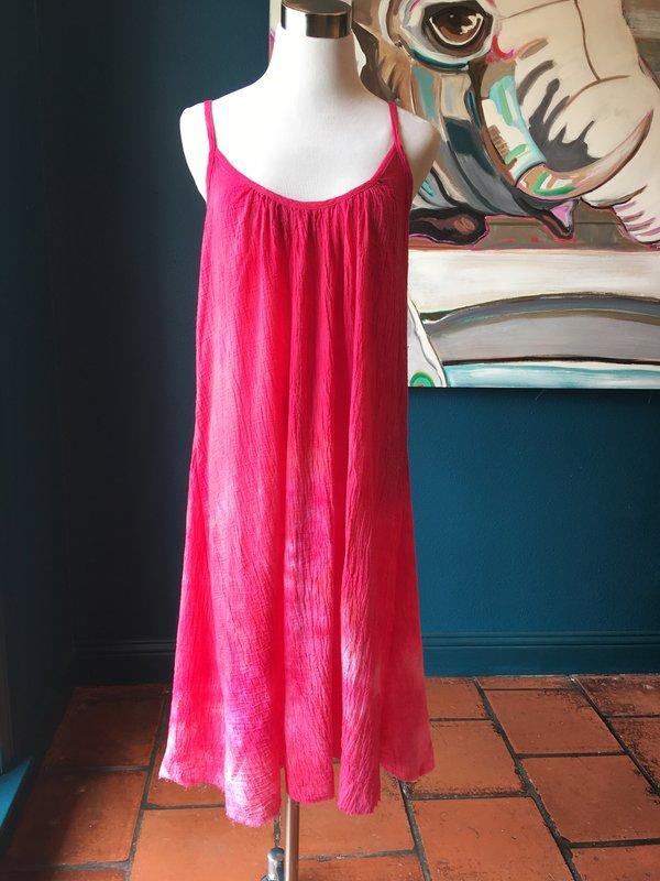 Love Tanjane Gauze Dress - Sunrise