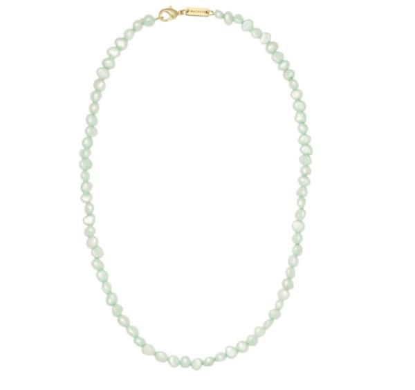 Machete Freshwater Pearl Necklace