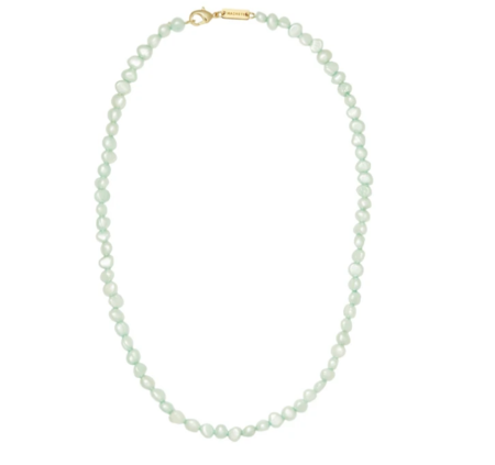 Machete Freshwater Pearl Necklace