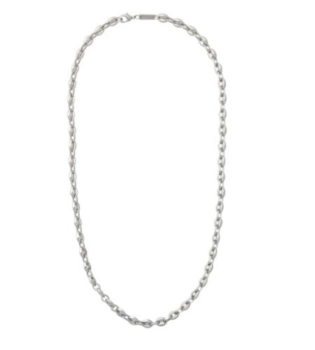 Machete Petite Coffee Bead Necklace