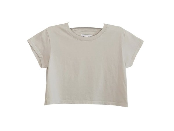 Harlin Stella Crop Tee