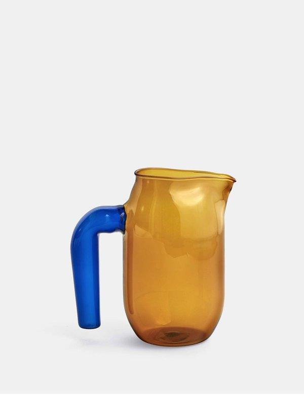 Hay Small Jug - Amber