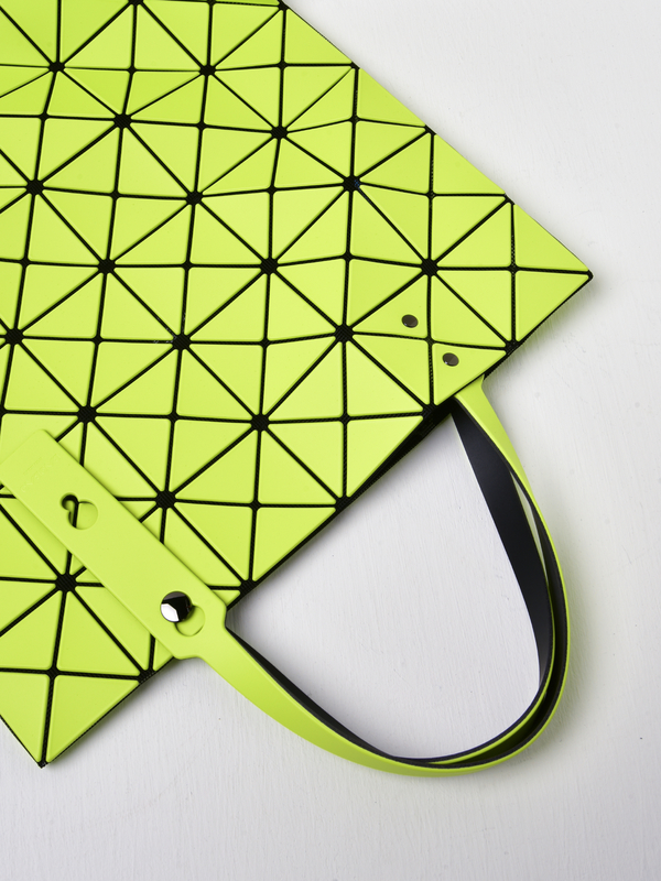 BAO BAO ISSEY MIYAKE LUCENT FROST - Lime Yellow