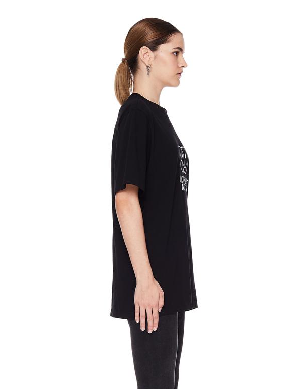 Vetements Not Happy Not Sad T-Shirt