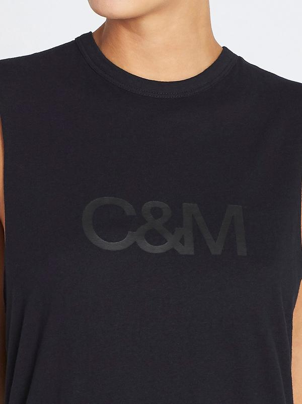 Camilla and Marc Classic Logo Tank