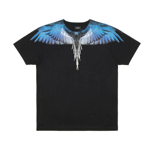 MARCELO BURLON Wings t-shirt Men Size S EU