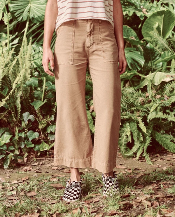 The Great. The General Pant - Khaki
