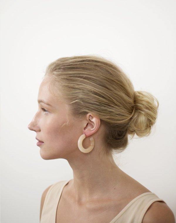 Machete Kate Hoops - Alabaster