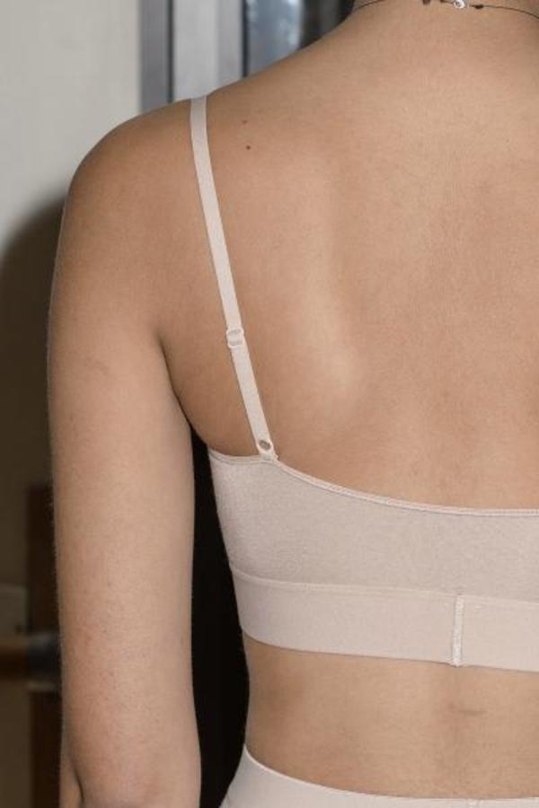Baserange Soft Bra - Nude
