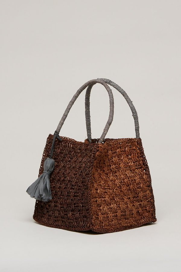 Maison N.H Paris Zazie Bag - Brown
