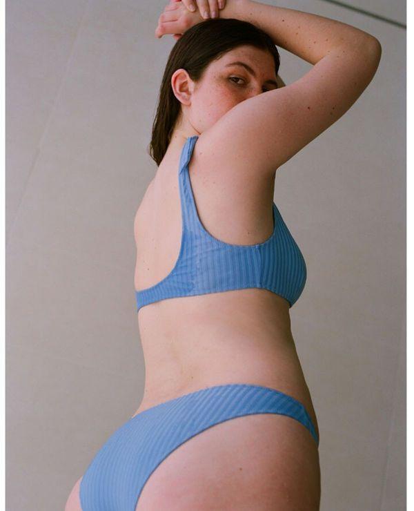 Paloma Wool Diablito Bikini - Soft Blue