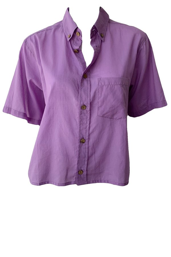 Emerson Fry Boxy Shirt - Lavender