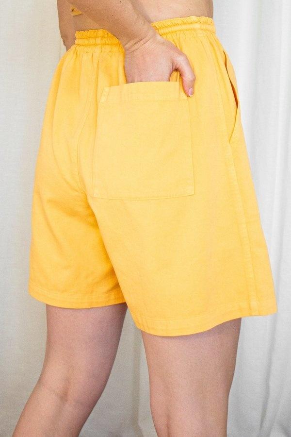 Unisex Paloma Wool Mahou Shorts - Orange