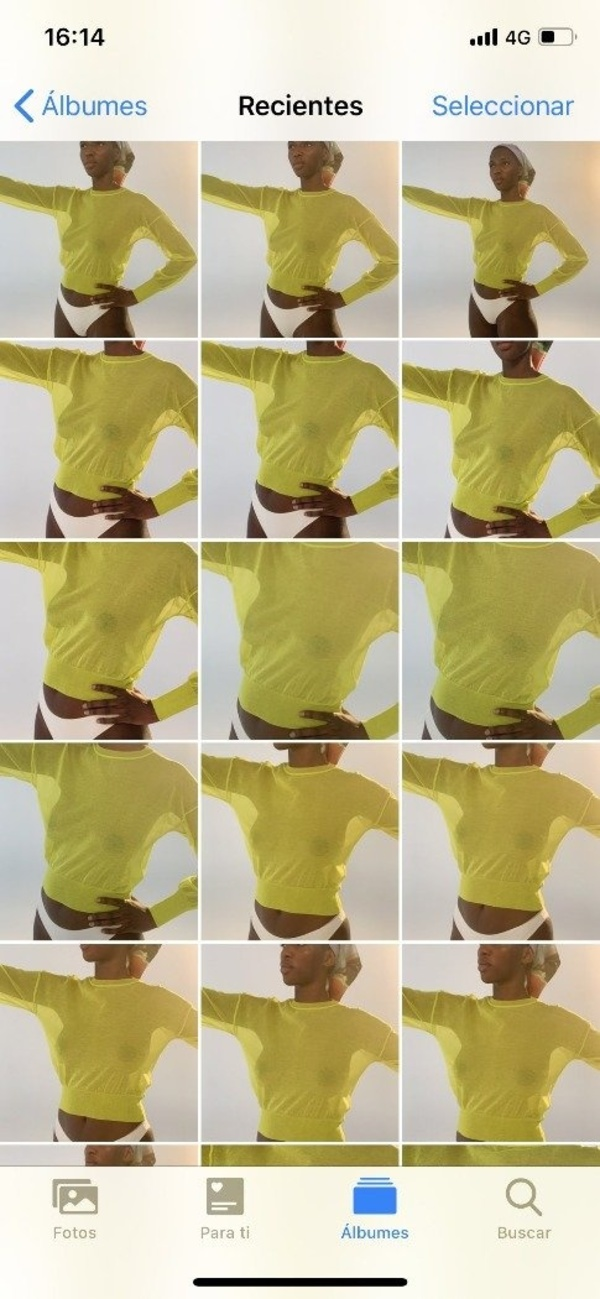 Paloma Wool Leds Sweater Top - Lemon Grass