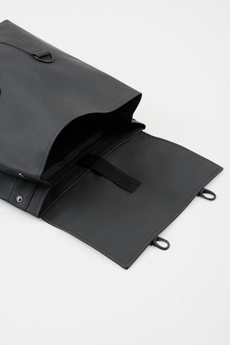 Unisex Rains Msn Bag - Black