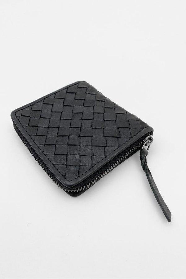Cut N Paste Cnp Sidcup Zip Around Wallet - Black