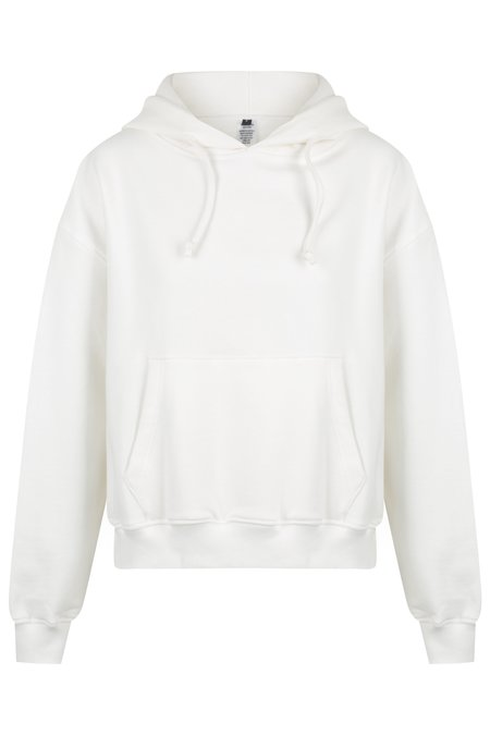 Wellington Factory Field Hoodie - White