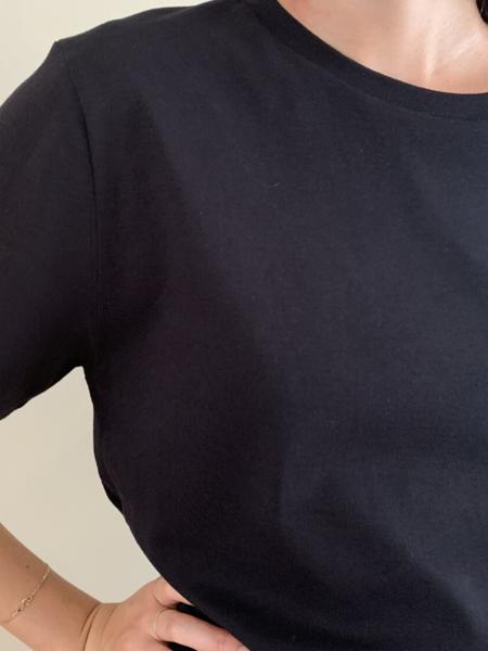 Unisex Signe T-shirt - Black