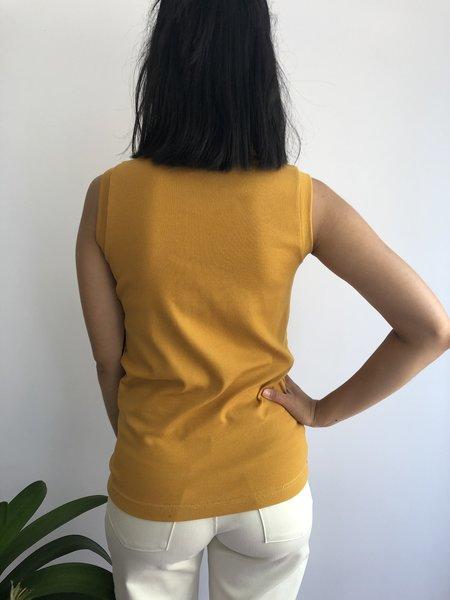Naike Camisole Iris - Moutarde